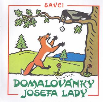 Domalovánky - Josefa Lady Savci