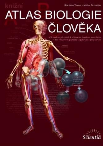 Atlas biologie člověka - Stanislav Trojan; Michal Schrieber