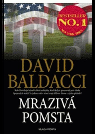 Mrazivá pomsta - David Baldacci