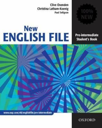 New English file preintermediate Studenťs Book