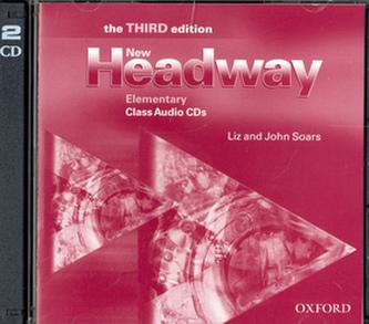 New Headway Elementary Class 2xCD - John a Liz Soars