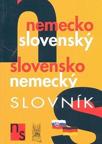 Nemecko slovenský slovensko nemecký slovník