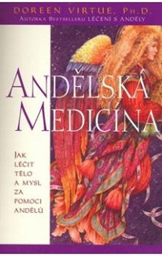 Andělská medicína - Doreen Virtue