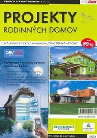 Projekty rodinných domov jar/leto 2007