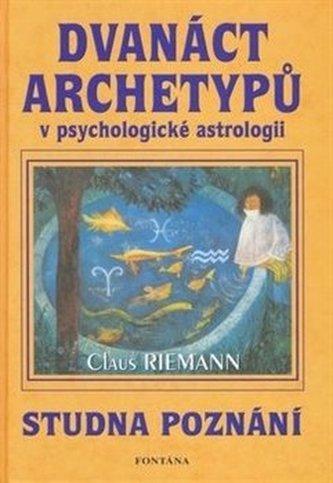 Dvanáct archetypů v psychologické astrologii