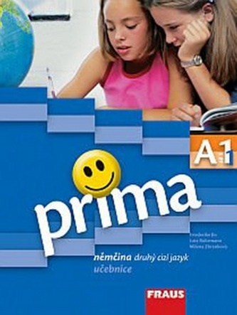 Prima A1/díl 1 Němčina druhý cizí jazyk - Jin Friederike