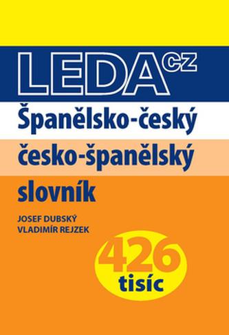 Španělsko-český a česko-španělský slovník - Josef Dubský