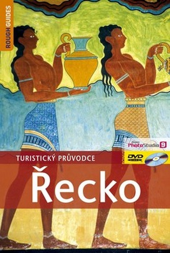 Řecko + DVD - Dalibor Robi Mahel