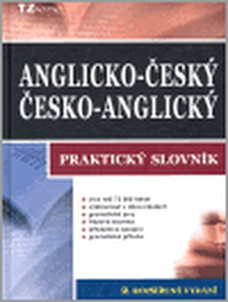 Anglicko-český, česko-anglický praktický slovník + CD-ROM