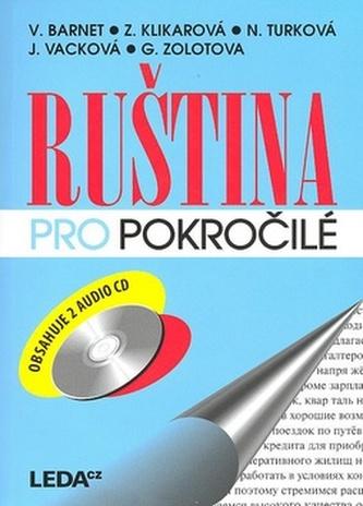 Ruština pro pokročilé + 2 CD - Vladimír Barnet
