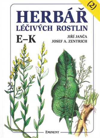 Herbář léčivých rostlin (2) - Josef A. Zentrich; Jiří Janča