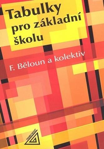 Tabulky pro základní školu - František Běloun