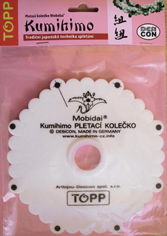Kumihimo Pletací kolečko Mobidai
