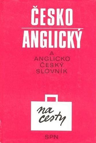 Česko-anglický a anglicko-český slovník na cesty
