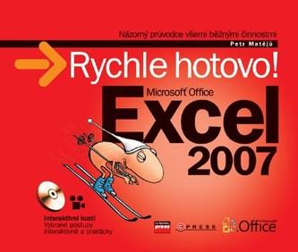 Microsoft Office Excel 2007 - Petr Matějů