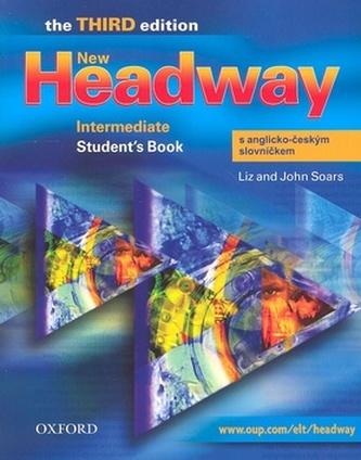 New Headway Intermediate Student´s Book s anglicko-českým slovníčkem - John a Liz Soars