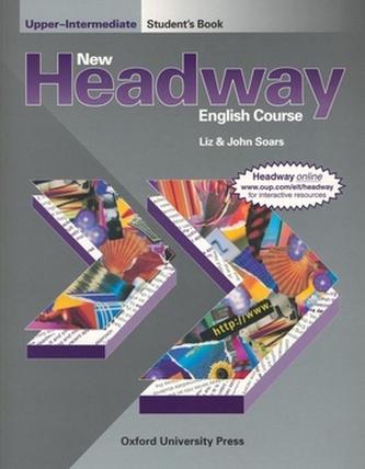 New Headway Upper-Intermediate Student´s Book - John a Liz Soars