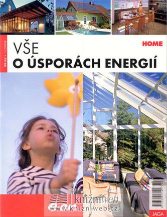Vše o úsporách energie - Kolektiv autorů