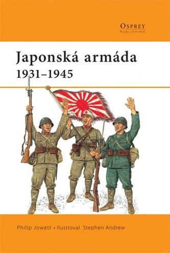 Japonská armáda - Philip Jowett