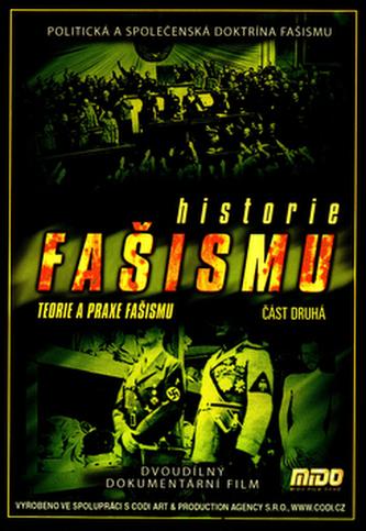 DVD Historie fašismu část druhá