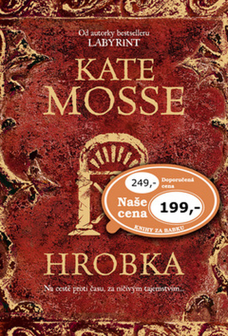 Hrobka - Kate Mosse