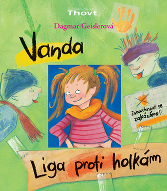 Liga proti holkám - Dagmar Geislerová; Dagmar Geislerová