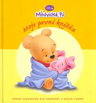 Medvídek Pú Moje první knížka - Walt Disney