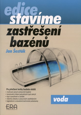 Zastřešení bazénů - Jan Šesták