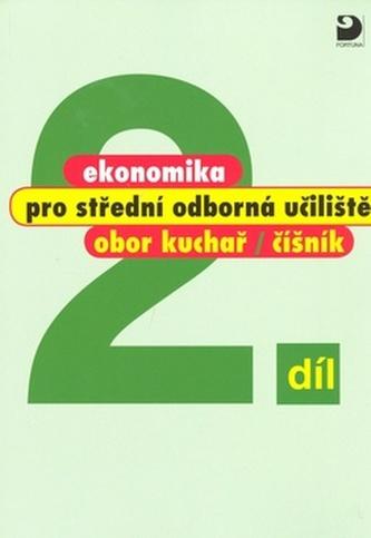 Ekonomika pro střední odborná učiliště 2.díl - Josef Mach