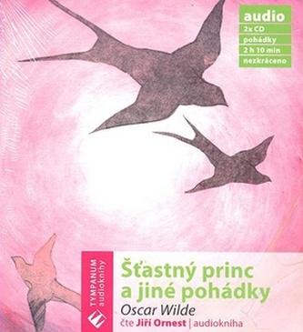 Šťastný princ a jiné pohádky - Oscar Wilde; Eva Boková