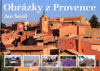 Obrázky z Provence