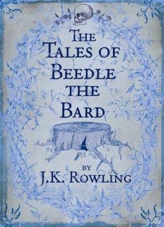 The tales of beedle the bard - Joanne K. Rowlingová