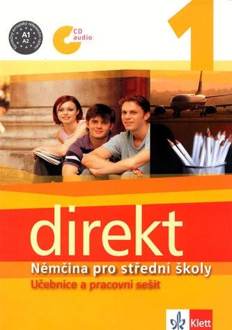 Direkt 1 Němčina pro střední školy - Giorgio Motta; Olga Vomáčková