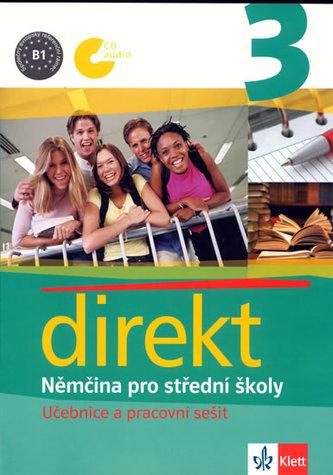 Direkt 3 Němčina pro střední školy - Giorgio Motta; Olga Vomáčková; Beata Ćwikowska