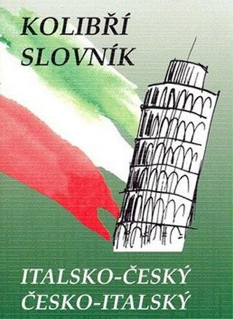 Kolibří slovník italsko-český česko-italský - Zdeněk Papoušek