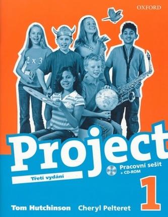 Project 1 Třetí vydání - Tom Hutchinson