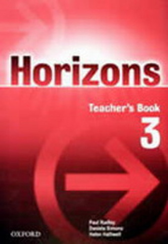 Horizons 3 Teacher´s Book - Kolektiv autorů