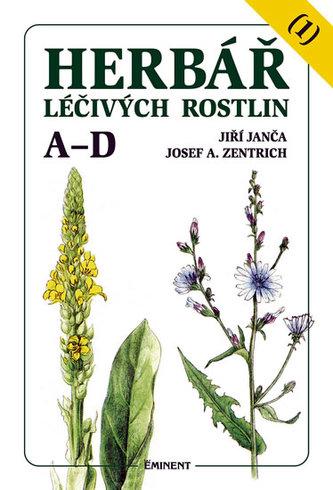 Herbář léčivých rostlin (1) - Jiří Janča; Josef A. Zentrich