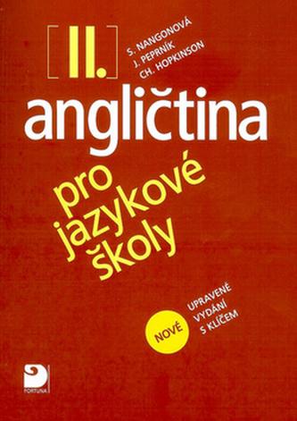 Angličtina pro jazykové školy II. - Stella Nangonová
