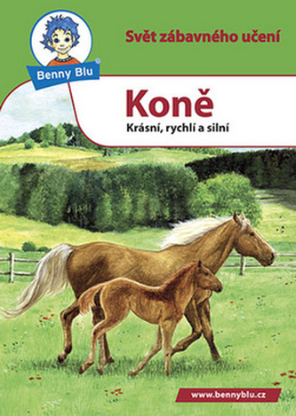Benny Blu Koně - Michael Wolf; Harald Steifenhofer