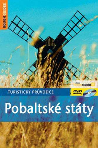Pobaltské státy + DVD - Jonathan Bousfield