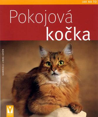 Pokojová kočka - Gabriele Linke-Grün