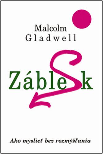 Záblesk - Malcolm Gladwell