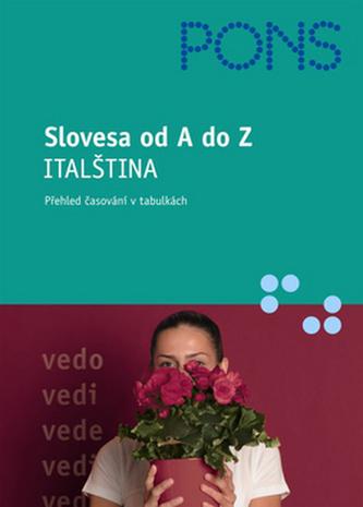 Slovesa od A do Z Italština - Mimma Diaco; Laura Kraft