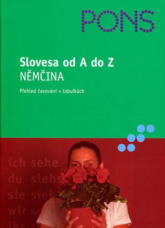 Slovesa od A do Z Němčina - Eva Maria Weermann