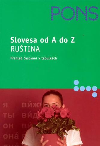 Slovesa od A do Z Ruština - Nikolai Babiel; Renate Babiel