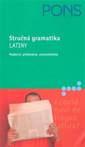 Stručná gramatika Latiny - Helmut Schareika