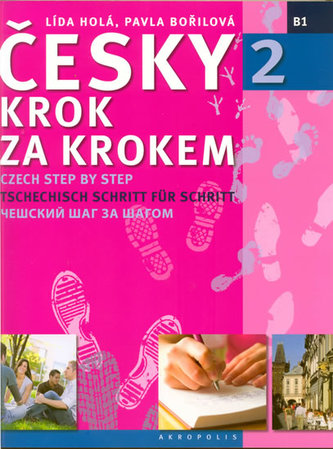 Česky krok za krokem 2 + 2 CD - Pavla Bořilová