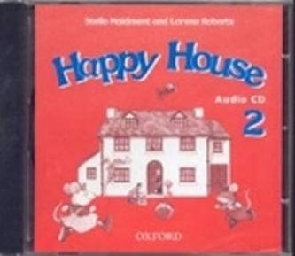 Happy House 2 class audio CD - Stella Maidment; Stella Roberts
