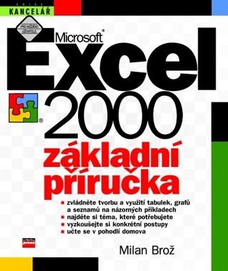 Microsoft Excel 2000 - Milan Brož